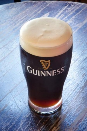 There's a knack to pouring the perfect Guinness.