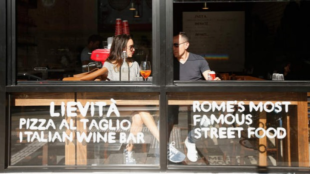 Eat in or take out: Lievita, Northcote.