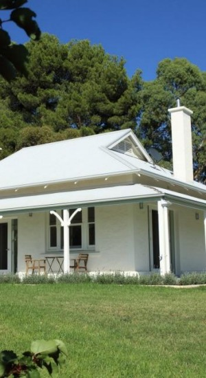 Maggie Beer's Orchard House.