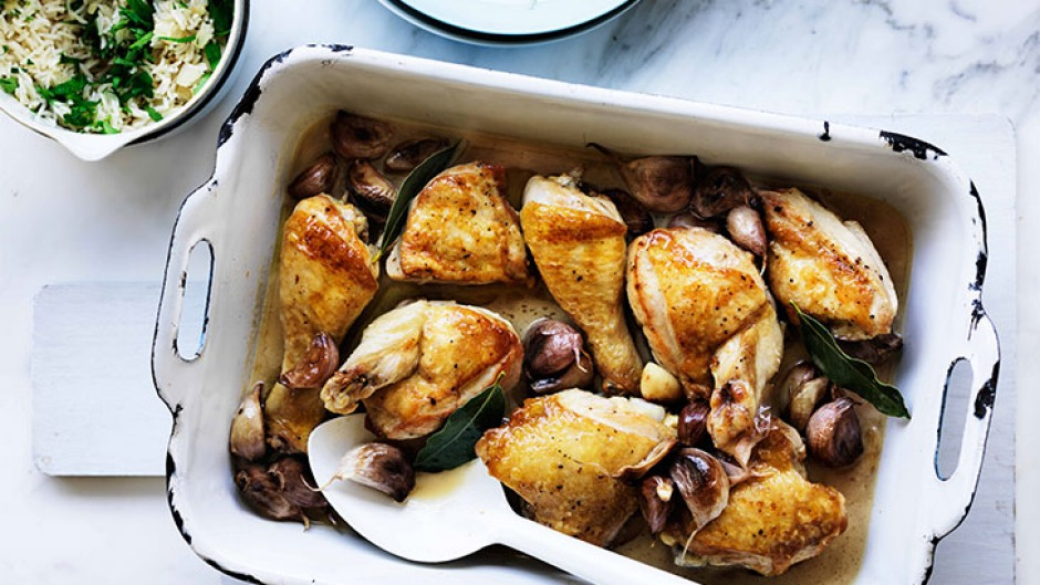 A simple braise suitable for a midweek dinner.