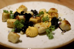 Go-to dish: Ricotta and rye gnocchi at Transformer.