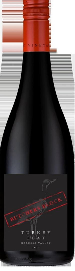 Turkey Flat Butchers Block Shiraz Grenache Mataro 2013 $19