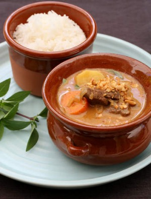 Bill Granger S Beef Massaman Curry Recipe Good Food