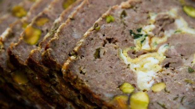 how to cook 1kg lamb meatloaf