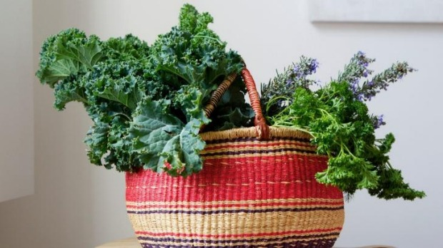 'Scottish peasant food': Food historian Colin Bannerman says the kale fad will probably end soon, given kale doesn't ...