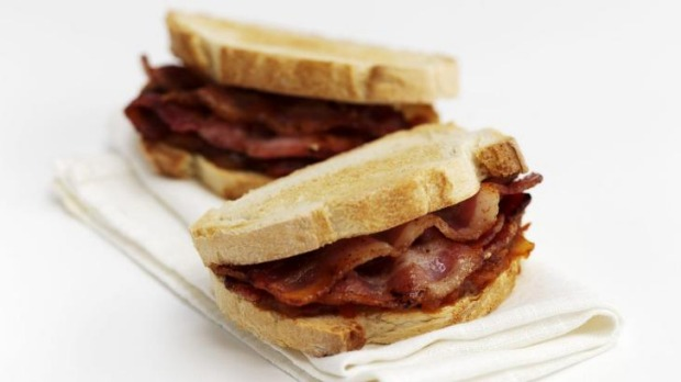 Is bacon a health food? That depends on who you ask.