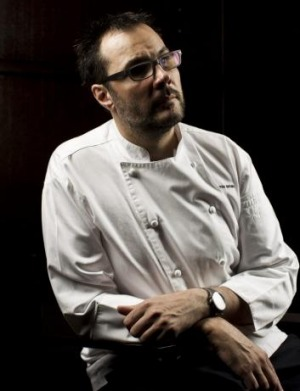 Martin Benn head chef of Sepia