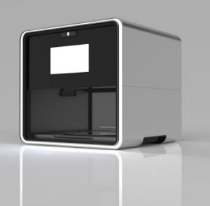 Natural Machines' Foodini 3D food printer is a novelty.