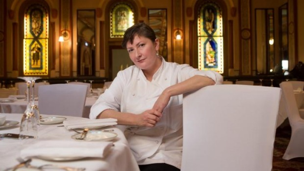 Chef Philippa Sibley has started at the historic Hotel Windsor.