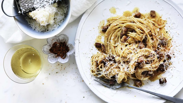 Inject some umami into your next pasta night with miso.