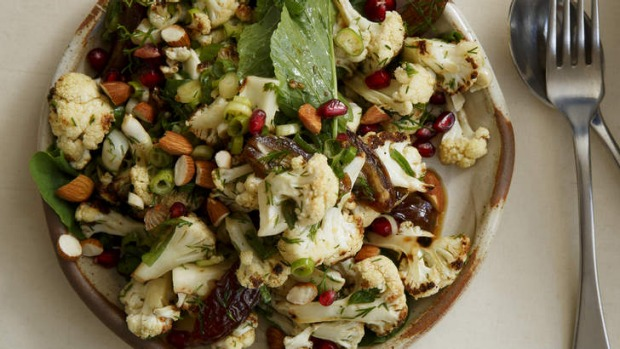 Change up your salad routine with dates.