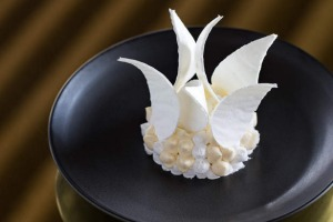 It's back: Bennelong's all-Australian menu includes this pavlova.
