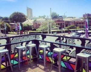 Middlebar's balcony will provide the perfect, sunny spot for G&T sipping.