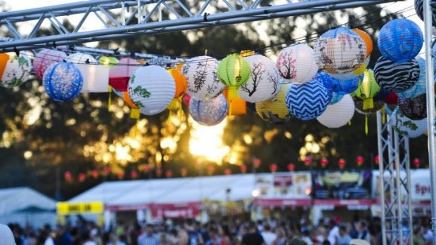 The Night Noodle Markets have been a huge hit in Canberra.
