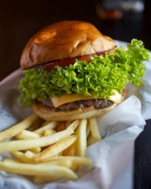 The Maryburger in Sydney's Newton escaped David Change's ire.
