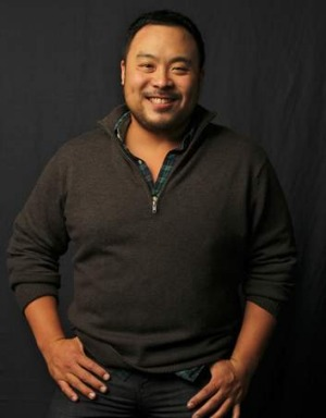 Momofuku chef David Chang.