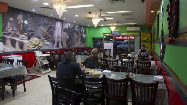 A foodies 39 guide to merrylands road for Aria persian cuisine