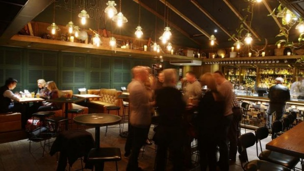 The Whisky Room At The Clock Hotel Surry Hills Review 2015 Good Food