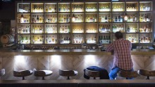 Nant whisky bar is venturing into restaurant territory.