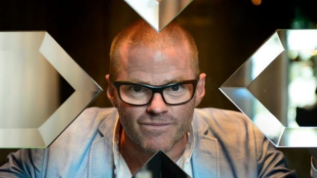 Heston Blumenthal says the Melbourne Fat Duck experiment was a success.