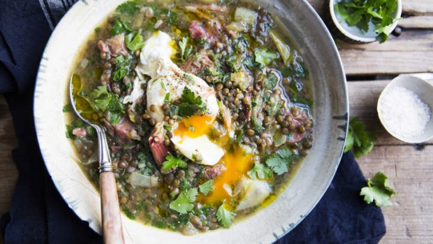 Karen Martini puts a new spin on a favourite soup.