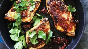 Once you make this harissa marinade from scratch, you'll be hooked.
