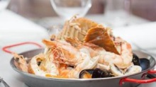 Seafood is the focus at Sassi Cucina e Bar.