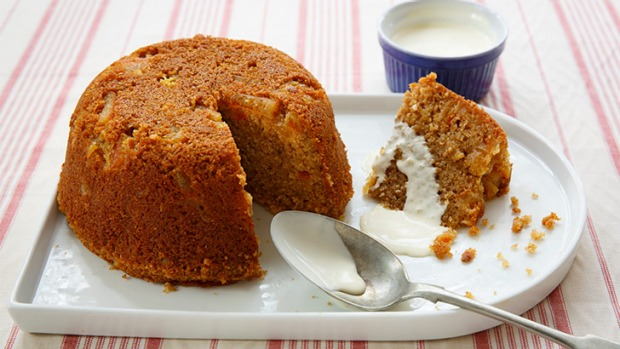 A steamed pudding is worth the effort.