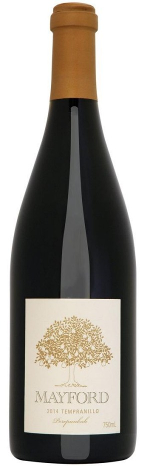 Wine of the week: Mayford Tempranillo 2014, Mayford Vineyard, Porepunkah, Alpine Valleys, Victoria.
