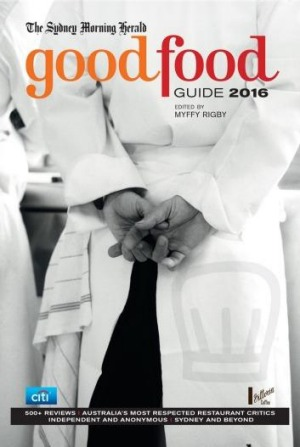 The Sydney Morning Herald Good Food Guide 2016, on sale from September 12.