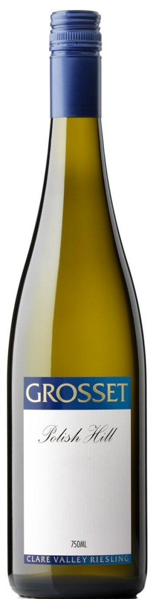 Wine of the week: Grosset Polish Hill Riesling 2015.