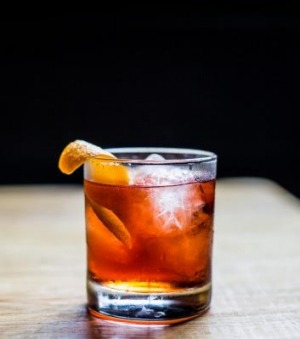 A cocktail from Rolf and Daughters, Nashville.