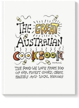 <i>The Great Australian Cookbook</i>.