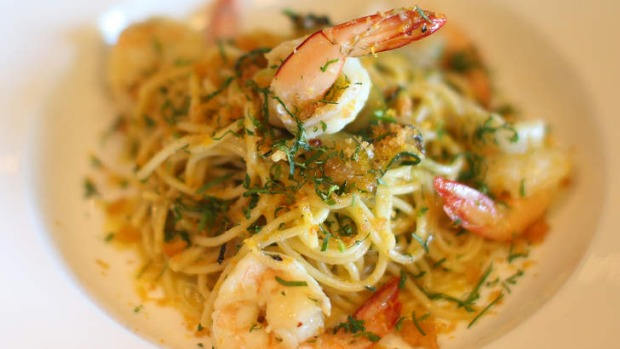 Gambaro seafood restaurant petrie terrace review 2015 for 33 caxton street petrie terrace