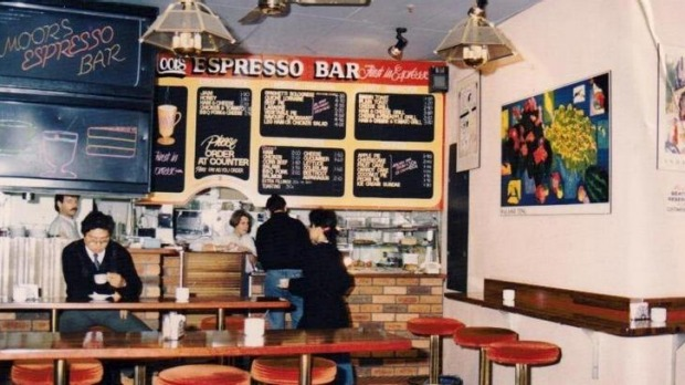 Alan Preston opened Moors Espresso Bar in 1985 in Sydney and claims he invented the flat white.