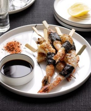 Off limits: Soy sauce typically contains gluten.