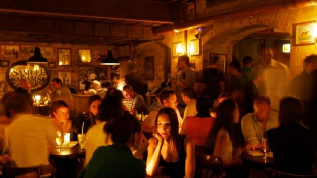 Experts voted Sydney's The Baxter Inn on Clarence Street as the sixth-best bar in the world. It is the highest rated ...