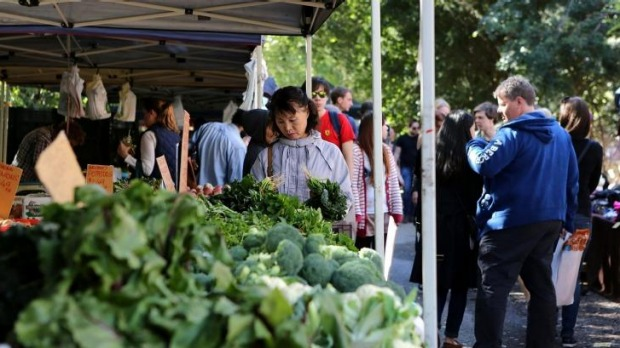 Brisbane's top 10 food and fresh produce markets 2015