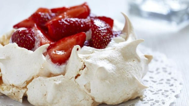 Australians and New Zealanders have argued about pavlova for decades but new research shows it comes from somewhere else ...