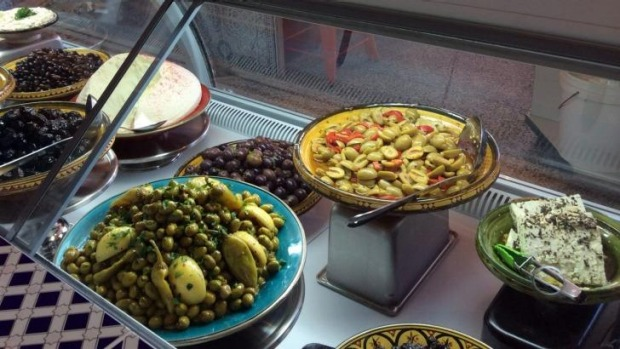 Moroccan Soup Bar's famed dips and preserves are now available in Brunswick East.
