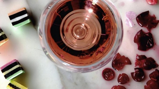 Gender-neutral? Rosé wine is enjoying some time in the sun.
