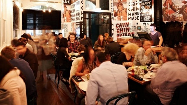 Flinders Lane hotspot Chin Chin will close briefly in the new year.