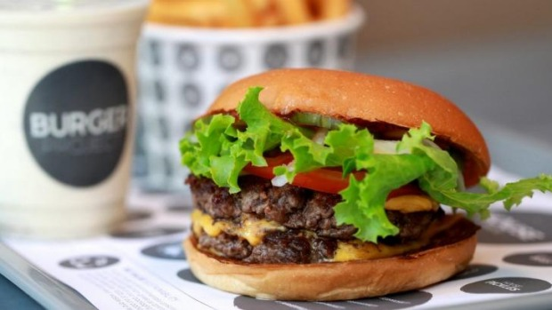Neil Perry is bringing the first branch of his Burger Project chain to Melbourne.