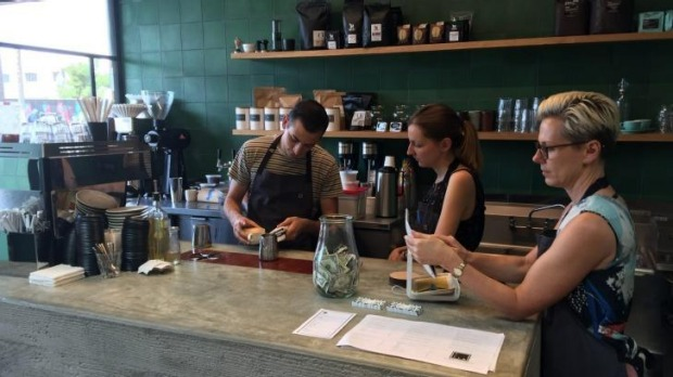 Sydney's Paramount Coffee Project has opened in Los Angeles.