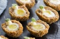 Andrew Blake recommends filling platters with Scotch quail eggs.