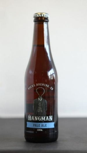 Hangman Pale Ale is on tap at Petersham Bowlo.