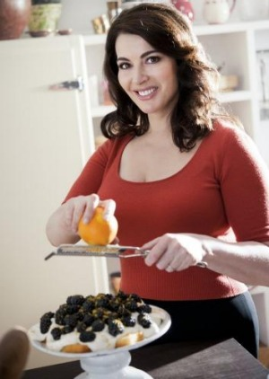 Food writer and television cook Nigella Lawson will visit Australia in January.