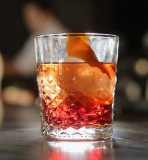 'You can't go wrong with a classic negroni,' says Jacqui Challinor.