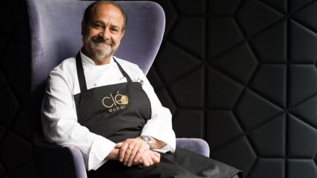 Globetrotting Melbourne chef Greg Malouf is eyeing off London, Singapore and Beirut prospects.