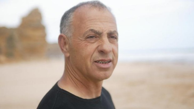 Restaurateur Kosta Talimanidis, whose sons are opening Ipsos in Lorne.